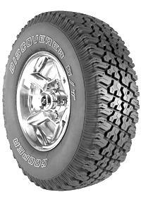 Discoverer S/T Tires